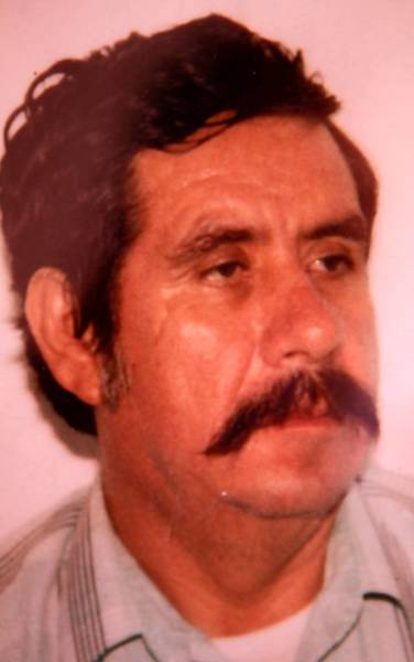 Delfino Mora, 62, had a wife of 40 years and 12 children.
