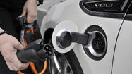 Green group plugs electric cars in MD