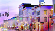"Danville put its best face forward, but in the end the town's Old Kentucky neighbor to the west, Bardstown, gets to claim the title of ""most beautiful small town in America."""