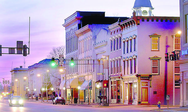 "Danville may have lost out to Bardstown for bragging rights as the ""most beautiful small town in America,"" but in the long run the exposure from the competition will prove positive for the city, said Jennifer Kirchner of the Danville-Boyle County Convention and Visitors Bureau."