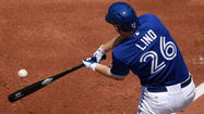 Adam Lind, 1B, Blue Jays