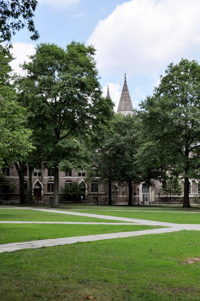 "This New Haven Ivy League is <a href=""http://www.yale.edu/"">Yale University</a>. In addition to its undergraduate facilities, the university includes a law school, medical school, nursing school and school of architecture, among other graduate programs."