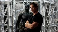 "The long-awaited <a href=""http://www.thedarkknightrises.com/"" target=""_blank"">""The Dark Knight Rises""</a> -- the latest big-screen treatment of <a href=""http://www.dccomics.com/batman"" target=""_blank"">DC Comics' Batman</a> -- will hit screens this week, and the early movie reviews are looking good. The movie builds on the 2008 hit <a href=""http://thedarkknight.warnerbros.com/dvdsite/"" target=""_blank"">""The Dark Knight,""</a> and maintains its dark, brooding tenor. Though the mayhem is not for everyone (were comic books?), I'm glad that the Caped Crusader has developed into a strong movie franchise in director Christopher Nolan's trilogy. The Superman movies never achieved this sort of complexity, and some other recent super-hero movies have turned into an amalgam of special effects. Here are some excerpts from movie reviews:"