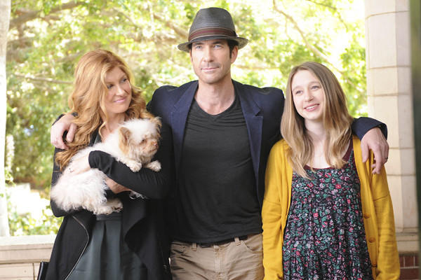 "<b>Movie/Miniseries</b> <br /> <b>Lead actress in a movie/miniseries:</b> Connie Britton (Vivien Harmon) <br /> <b>Supporting actor in a movie/miniseries:</b> Denis O'Hare (Larry Harvey)  <br /> <b>Supporting actress  in a movie/miniseries:</b> Jessica Lange (Constance Langdon) <br /> <b>Supporting actress in a movie/miniseries:</b> Frances Conroy (Moira) <style type=""text/css"">