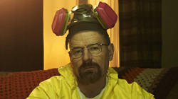 "(Bryan Cranston) star in AMC's ""Breaking Bad."""
