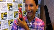 Danny Pudi, 'Community' at San Diego Comic Con