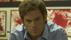 Season four finale of Dexter with Michael  C. Hall as Dexter  Morgan Photo Credit is Randy Tepper/SHOWTIME