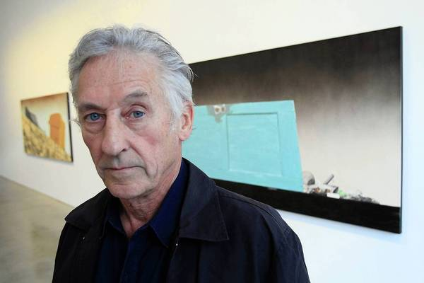 Artist Ed Ruscha resigns from the board.