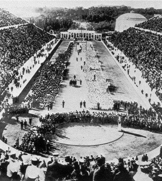 Olympic Games: Opening ceremonies throughout the years: Athens
