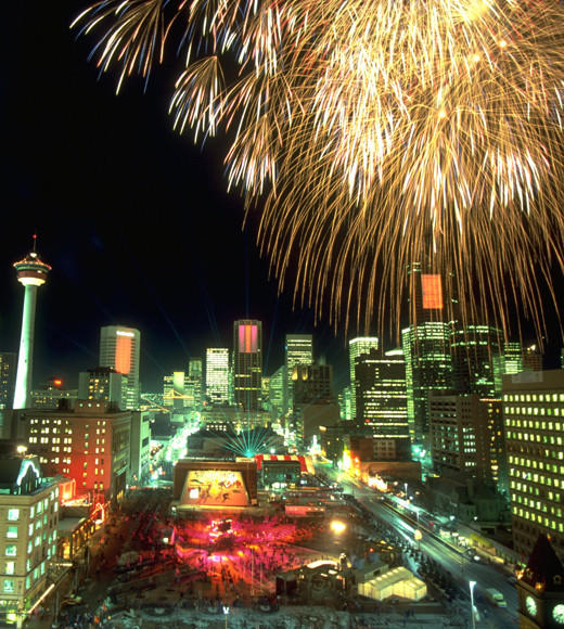 Olympic Games: Opening ceremonies throughout the years: Calgary