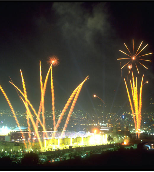 Olympic Games: Opening ceremonies throughout the years: Barcelona
