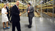 Macy's fulfillment center in Berkeley County 'redefines big'