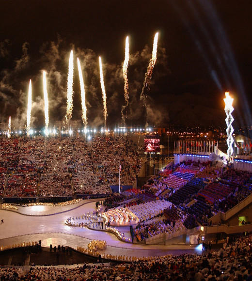 Olympic Games: Opening ceremonies throughout the years: Salt Lake City