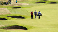 Lytham's bunkers pose major challenge