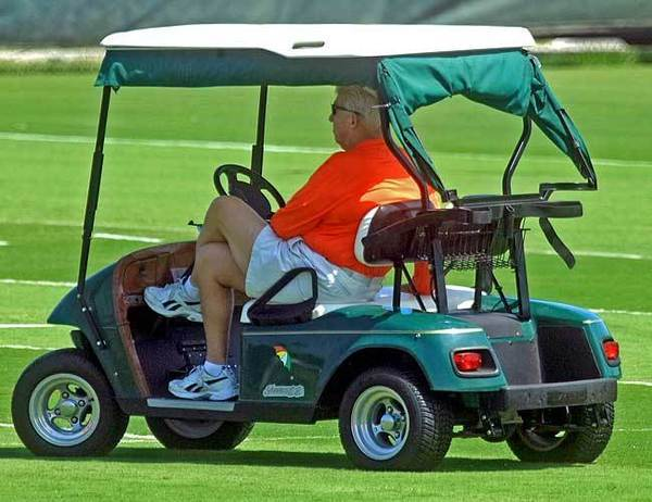 Dec. 20, 2007: Former Dolphins owner H. Wayne Huizenga said he wasn't afraid to spend money to win. So he spent it on Bill Parcells with a four-year, $16 million contract as vice president of football operations. The Parcells era started promising enough. With new GM Jeff Ireland, coach Tony Sparano and quarterback Chad Pennington, the Dolphins finished 11-5 and AFC East champions. But the legacy of the Parcells era will best be remembered for using second-round draft picks on quarterbacks Chad Henne and Pat White, consecutive 7-9 seasons in 2009 and 2010 and the 6-10 team he left behind in 2011 after he cleaned out his office and disappeared without a word.