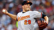 Hunter delivers just what the Orioles needed in 2-1 victory over Twins