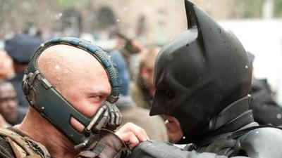 'The Dark Knight Rises' tracking is huge