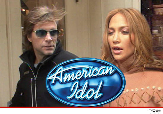 "Jon Bon Jovi---""I'm NOT the Next American Idol--- Judge"""