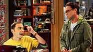 "Comedy Series - ""The Big Bang Theory"""