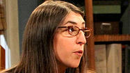 "Supporting actress in a comedy - Mayim Bialik, ""The Big Bang Theory"""