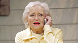 "Supporting actress in a comedy - Betty White, ""Hot in Cleveland"""
