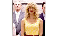 "Actress in a Comedy series - Laura Dern, ""Enlightened"""