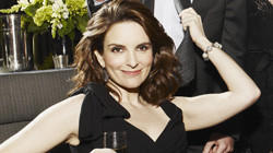 Actress in a comedy series - Tina Fey, '30 Rock'