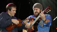 "<span style=""font-size: small;"">The Zac Brown Band storms onto both the country and all-genre Billboard charts at #1 this week with the debut of Uncaged. The album includes their current single, ""The Wind,"" which Zac calls a real toe tapper! ""It's a barn-burnin' song...a fast one. It gets to showcase everybody's musicianship in the band and...you know, I think it's the most country thing that's been on the radio in a long time."" In its' first week, Uncaged sold over 234,000 copies.</span>"