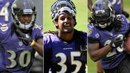Ravens camp competition: Backup running back
