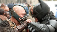 "Batman returns to the big screen tonight, and people in Aberdeen are already speculating how""The Dark Knight Rises""will play out."
