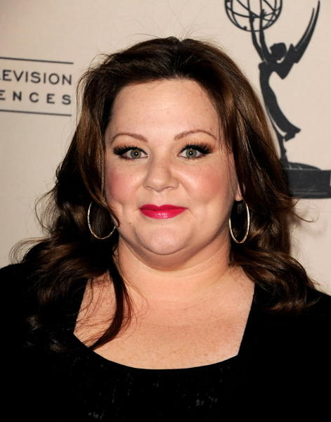 """Mike & Molly"" star Melissa McCarthy."