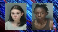 Bloomington mother, girlfriend arrested on child abuse charges