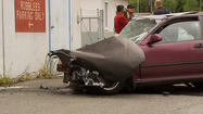 Photos: Commercial Drive Hit-and-Run Crash
