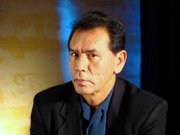 "Actor Wes Studi will be at Colonial Williamsburg on Saturday for a production of ""The Beloved Woman."""