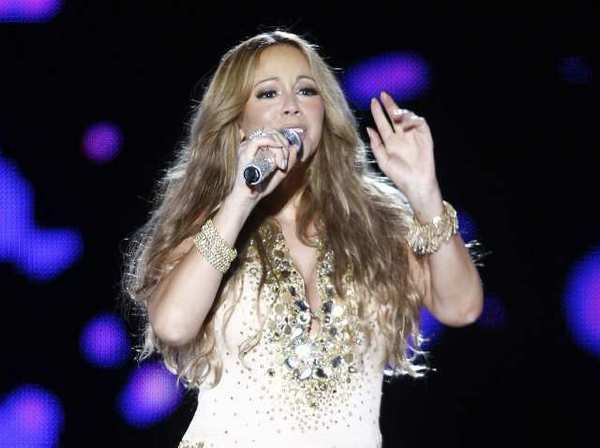 Mariah Carey is being honored by the BMI.