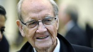George McGovern at 90