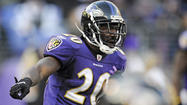Ed Reed worked out at the Ravens' facility Thursday