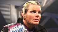 TNA wrestler Jeff Hardy making the most of his 'second chance'