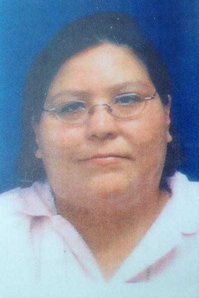 Authorities are looking for Pamela Marie Cloud, 40, of Carp Lake. She was last Monday, July 16.