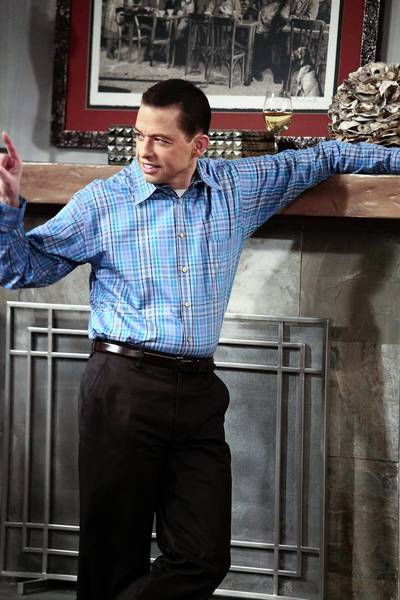 Jon Cryer switched from the supporting to teh lead actor category and nabbed a nomination.