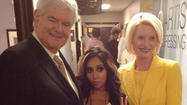 <strong><strong>Snooki</strong></strong> is becoming quite the darling of the Republican party.