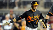 Orioles notes: Nick Markakis is liking the leadoff role