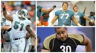 Are the Dolphins offensive linemen athletic enough?