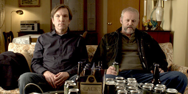 "Martin Donovan and David Morse in ""Collaborator,"" distributed by Tribeca Film."