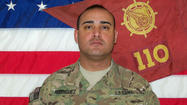 Army sergeant from Baltimore dies in Afghanistan