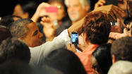 President Barack Obama is cutting short his two-day Florida campaign swing.