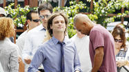 Photo Gallery: Criminal Minds on-location in Glendale