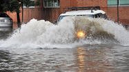 Pictures: Fells Point flooding