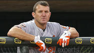 Orioles designated hitter Jim Thome getting adjusted to new team, embracing every opportunity