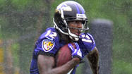 Ravens' camp competition: No. 3 wide receiver